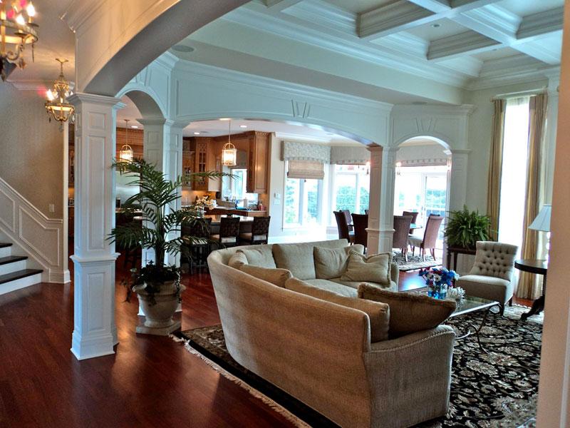 Vip construction company inc interior home images Home interiors company